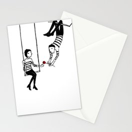 Claude et Anouk - Rose Stationery Cards