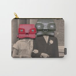 A match (viewmaster) Carry-All Pouch