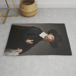 Portrait of Marten Looten Rug