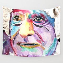 Third Doctor / Jon Pertwee Wall Tapestry