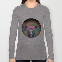 I'm not in this universe Long Sleeve T-shirt
