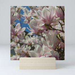 flowerage Mini Art Print