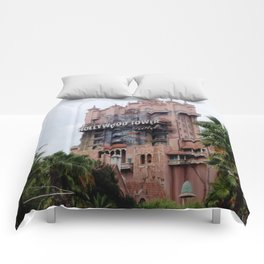 Hollywood Tower Hotel Comforters