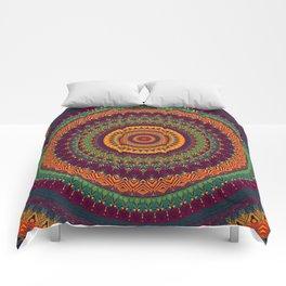 Mandala 493 Comforters