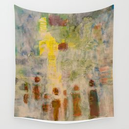 People in the Mist Wall Tapestry