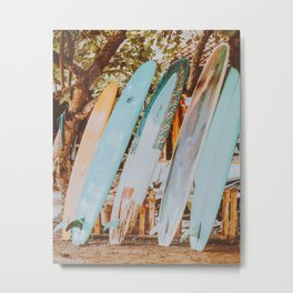 lets surf xl Metal Print