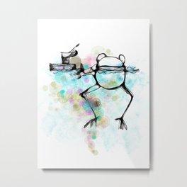 aah - cs140 Metal Print