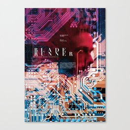 Blade Runner 2049 (2017) Canvas Print