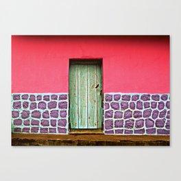 Doorways IV Canvas Print
