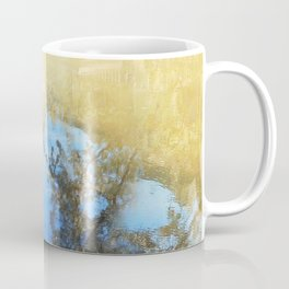 Serenity Prayer Pond Reflections Coffee Mug
