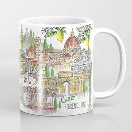 Florence Italy  Coffee Mug