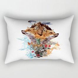 FOX II Rectangular Pillow