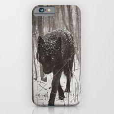 Snow Wolf Slim Case iPhone 6