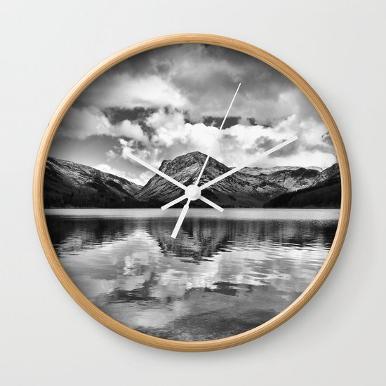 Mereside Wall Clock