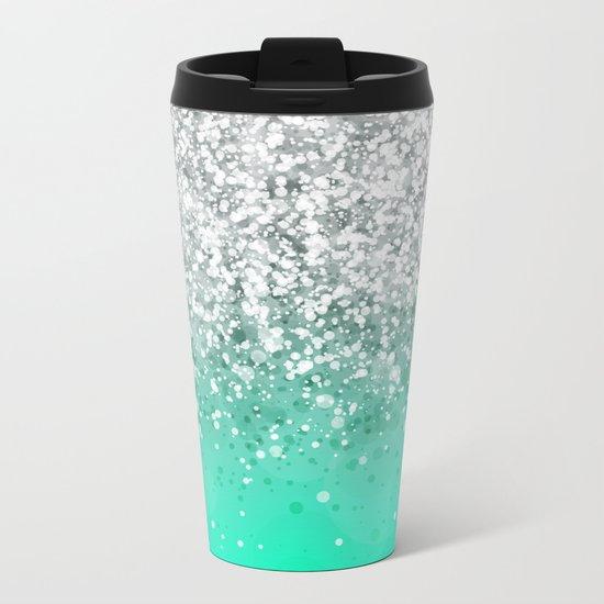 Glitteresques XXXV Metal Travel Mug