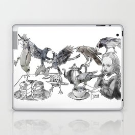 Crow Tea Laptop & iPad Skin