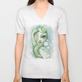 Voice Of The Sea Unisex V-Neck