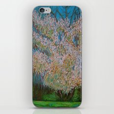 Cherry Tree iPhone & iPod Skin
