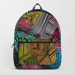 The pattern of mind Backpack