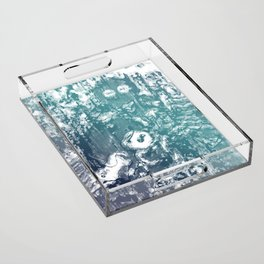 Inky Shadows - Blue edition Acrylic Tray