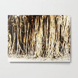 Roots of Banyan Metal Print