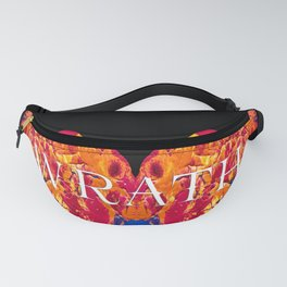 The Seven deadly Sins - WRATH Fanny Pack