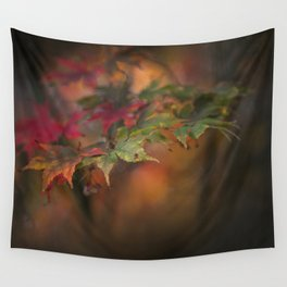 Turning Leaves Wall Tapestry