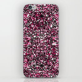 Purple Rice, Purple Rice. iPhone Skin