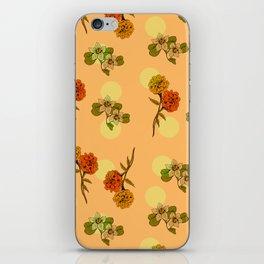 Marigolden Summer iPhone Skin
