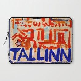 European Capital - Tallinn Laptop Sleeve