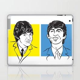 Face The Fab Four Laptop & iPad Skin