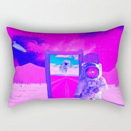 Pink World by GEN Z Rectangular Pillow