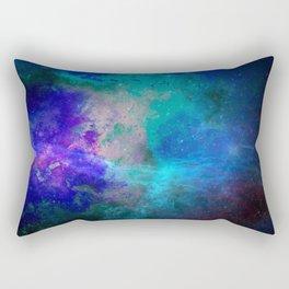 Blue Armonia Rectangular Pillow