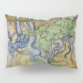 Tree Roots Pillow Sham