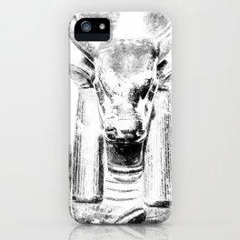 Hathor iPhone Case