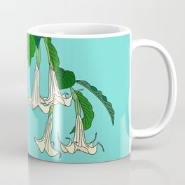 Angel's Trumpet Coffee Mug