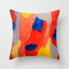 Brilliant Like A Child Throw Pillow