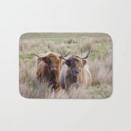 Highland Beef Scotland Bath Mat