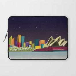 City Sydney Laptop Sleeve
