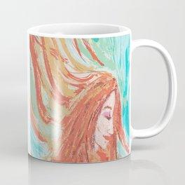 Firey Coffee Mug