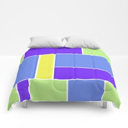 Abstract #461 Comforters