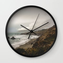 King Range, NorCal Wall Clock