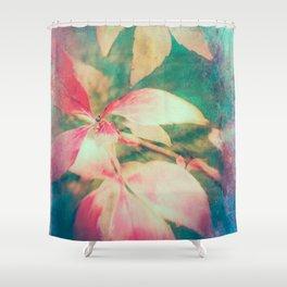 Autumn Vibrations 01 Shower Curtain