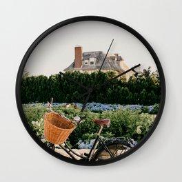 Watchhill Rhode Isand Wall Clock