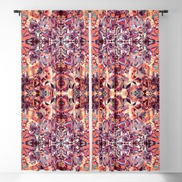 MOSAIC-IV-CORAL Blackout Curtain