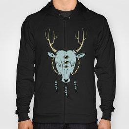 The cosmic deer Hoody
