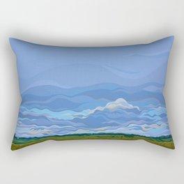 Zen Sky Rectangular Pillow