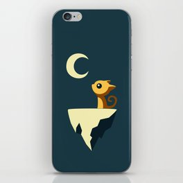 Moon Cat iPhone Skin