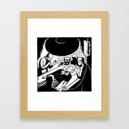 State of the Union Framed Art Print