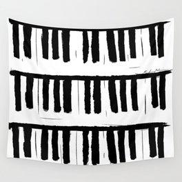 Piano Wall Tapestry